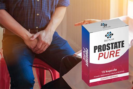 prostate pure kapsule